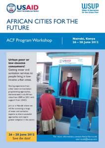 ACF Workshop flyer
