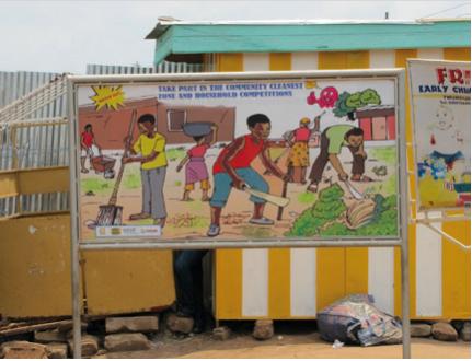 Hygiene Signage Kumasi