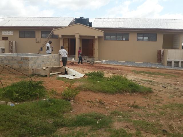School WASH Blocks 1